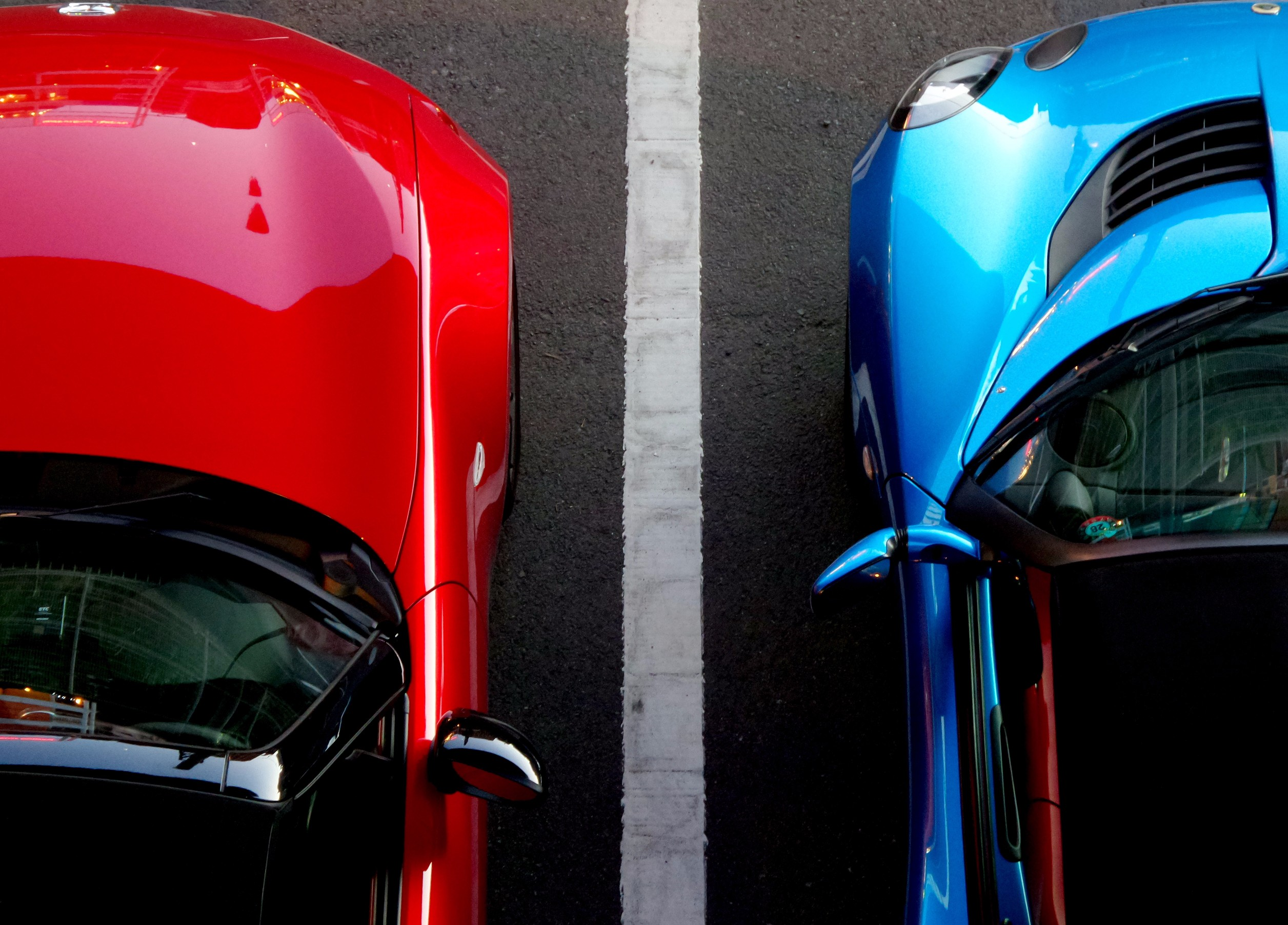 Cars side by side - How to sell your car for free - Cars Brisbane