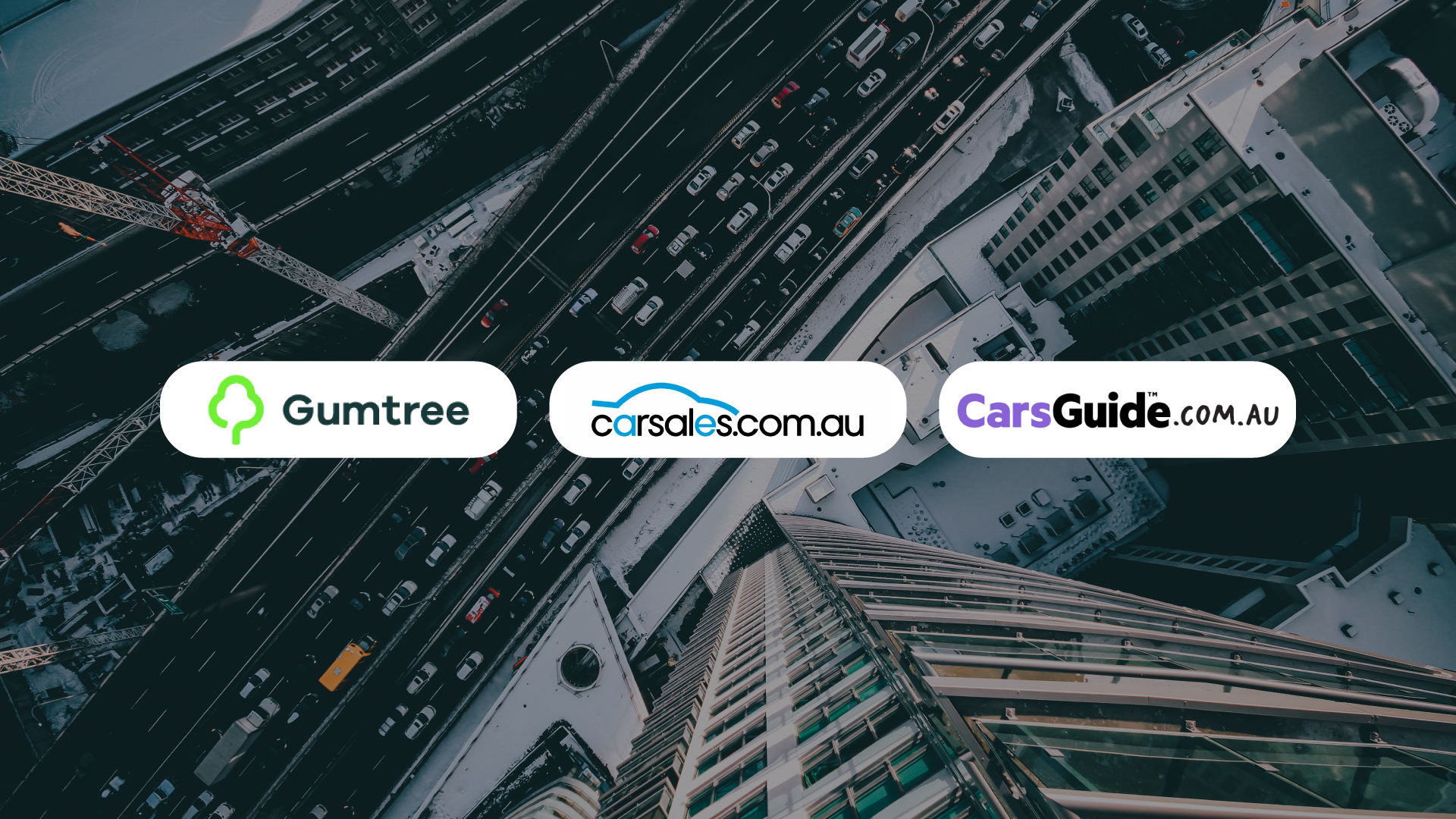 Carsales logo - Gumtree logo - Carsguide logo - which brand to use to sell your car