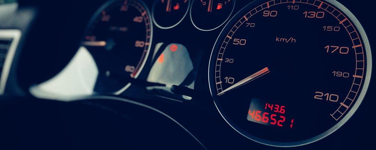 Odometer - Speedometer - How many kilomtres can a car do - Cars Brisbane