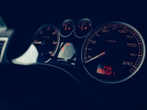 Odometer - Speedometer - How many kilomtres can a car do - Cars Brisbane