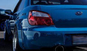 Modified Subaru Impreza - Modified Car Resale Value